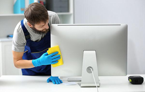 ERP para sector de limpieza